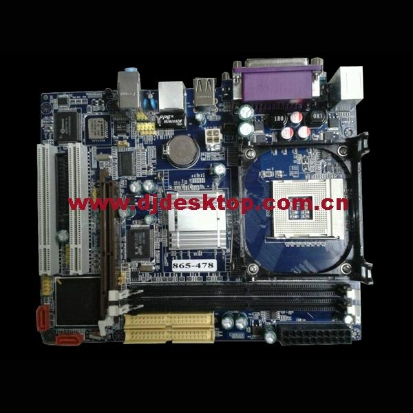 Mainboard 865GV108-478 for pc  1