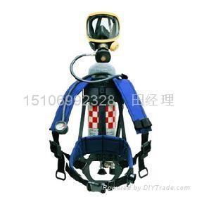 巴固空氣呼吸器 1