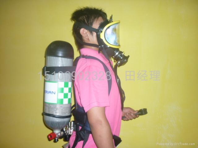 巴固空氣呼吸器 2