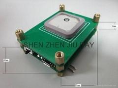 UHF超高頻RFID安卓手機藍牙讀寫卡器
