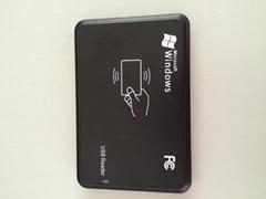 桌面式RFID超高频发卡器