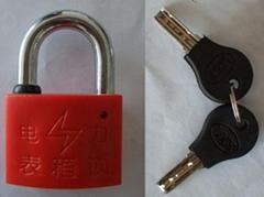 新技術新產品電力表箱鎖