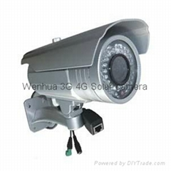 3G mobile cctv camera, , remote wireless camera solar powered