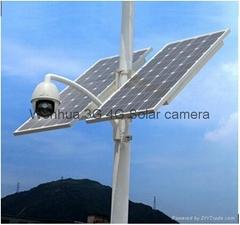 3G PTZ dome night vision camera