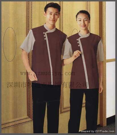 工衣靜電服 1