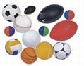 专业PU玩具球 1