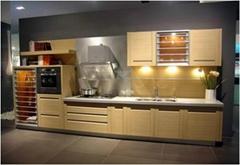 Kitchen Cabinet - PVC+MDF+DTC
