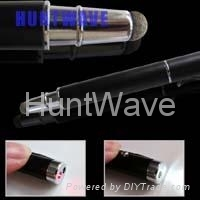 LED Laser Projection Stylus for iPhone HTC iPad AS 101