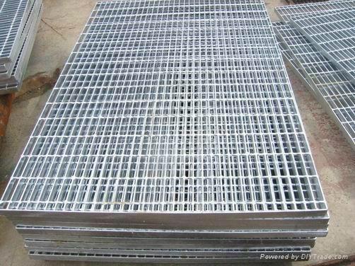 热镀锌钢格板 4