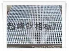 熱鍍鋅鋼格板平台