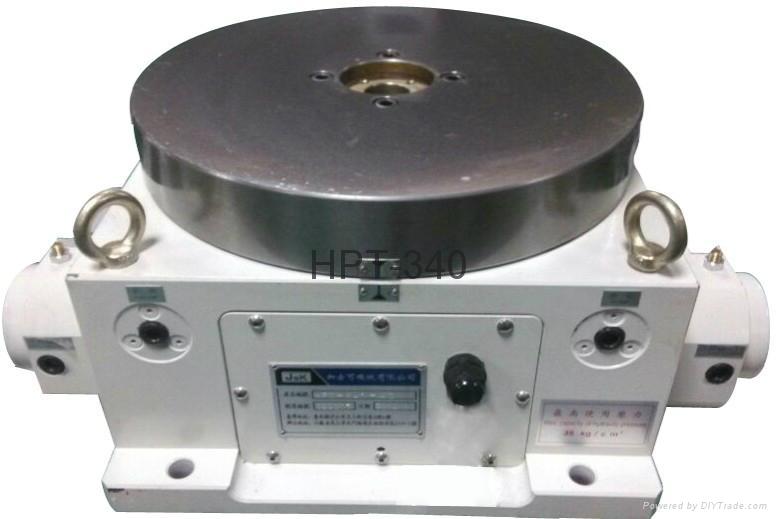 专机用超精密油压齿式等分分割台 1
