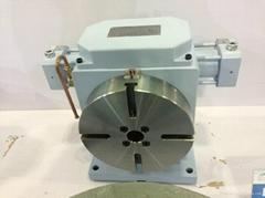 加工中心立式超精密油压齿式等分分割台