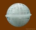 污水处理用多孔悬浮球填料