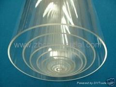 Cast Acrylic Tube