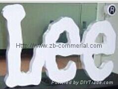 engraving PVC foam sheet