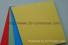 PVC Chervon/Foam Board Made in China