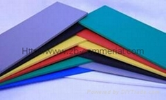 Rigid PVC Foam Sheet Hard Foamed PVC Light-weight PVC Foam Board915*1830mm