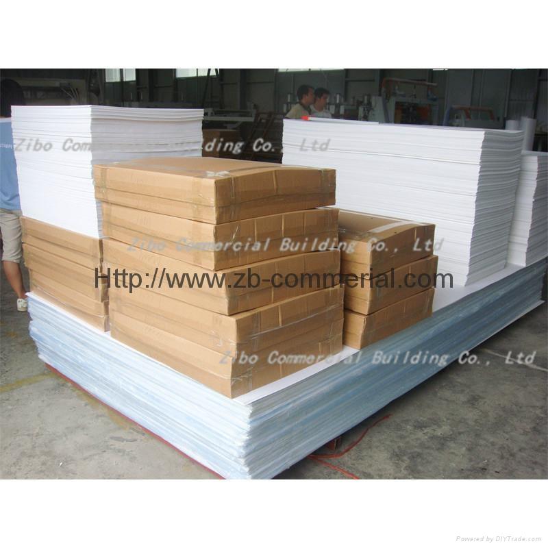 PVC foam board PVC Sheet PVC Board PVC Forex Board 2