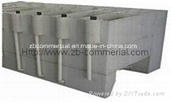 PVC Rigid Board Used as Plastic Mould