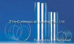 Extruded Acrylic/PMMA/Plexiglass Tube/Cylinder 1
