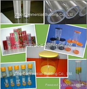 Extruded Acrylic/PMMA/Plexiglass Tube/Cylinder 2