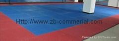EVA Mat for Taekwondo/Gym/Kongfu/Karaft/Wresting (1*1m)