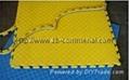 Ordorless EVA Tatami Mat/Puzzle Mat with Edge Banding