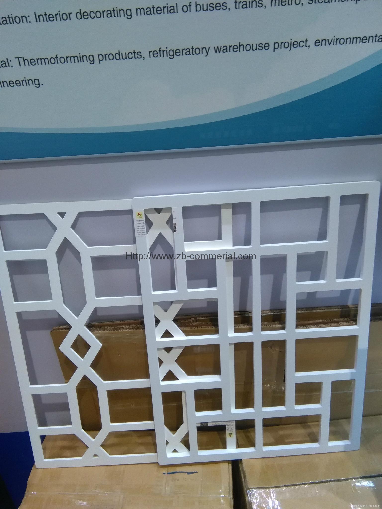 High,density PVC Forex Sheet PVC Foam Board PVC Panel 1