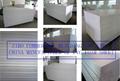 White PVC Foam Board, Lightweight Construction Material, Plastic Construction Fo 4