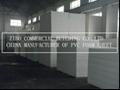 White PVC Foam Board, Lightweight Construction Material, Plastic Construction Fo 5