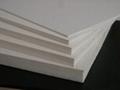 White PVC Foam Board, Lightweight Construction Material, Plastic Construction Fo 7