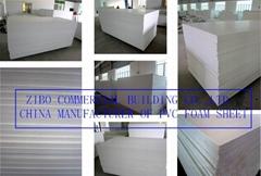 Lead Free Non Toxic Digital Printing PVC Foam Board