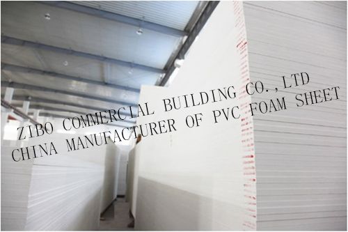 White PVC Foam Sheet 1220*2440mm with High Quality and Low Price 4