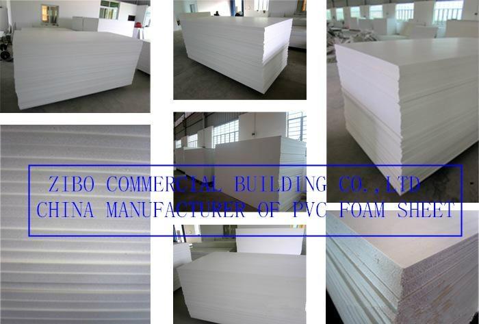 China Top Manufacturer Wholesale PVC Foam Sheet  3