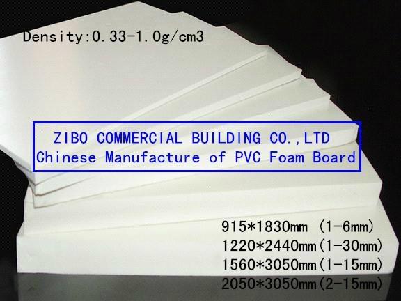China Top Manufacturer Wholesale PVC Foam Sheet  5
