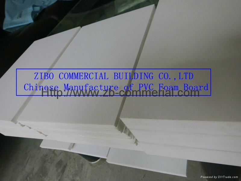 White PVC Foam Board, PVC Sheet with Different Density, Forex Board 5