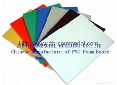 Expanded PVC Board PVC Foam Sheet