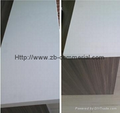 PVC Celuka Sheet(1220*2440mm, 25mm thick, 0.5g/cm3)