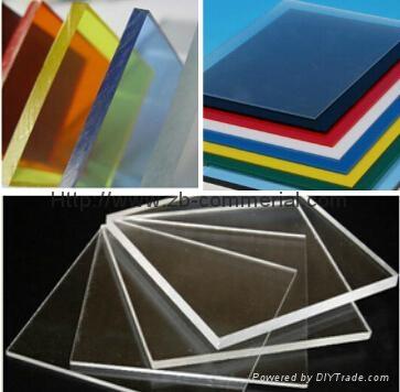 Acrylic Sheet Acrylic Plate Acrylic Panel PMMA Plate PMMA Sheet 2