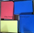 PVC Foam Sheets in different colors