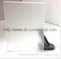 One-side Matt/Frosted Acrylic Sheet Acrylic Plate