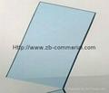 Translucent Cast Acrylic Plate  2