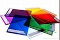 Translucent Cast Acrylic Plate  5