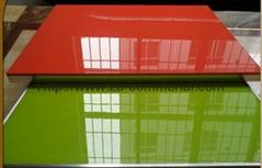 Acrylic Plastic Plate Ca