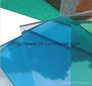 Acrylic Plate for Signage Indoor&Outdoor Decoration Sign Making  3
