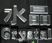 Acrylic Plate for Signage Indoor&Outdoor Decoration Sign Making  5