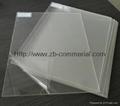 Brightness rigid transparent colorful Acylic plastic sheet 5