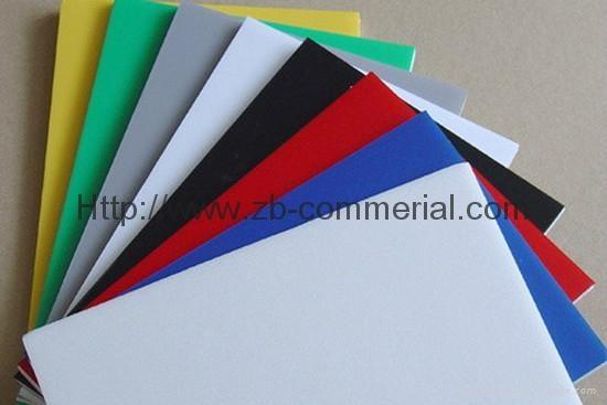 China Wholesale Color Cast Acrylic Sheet 3