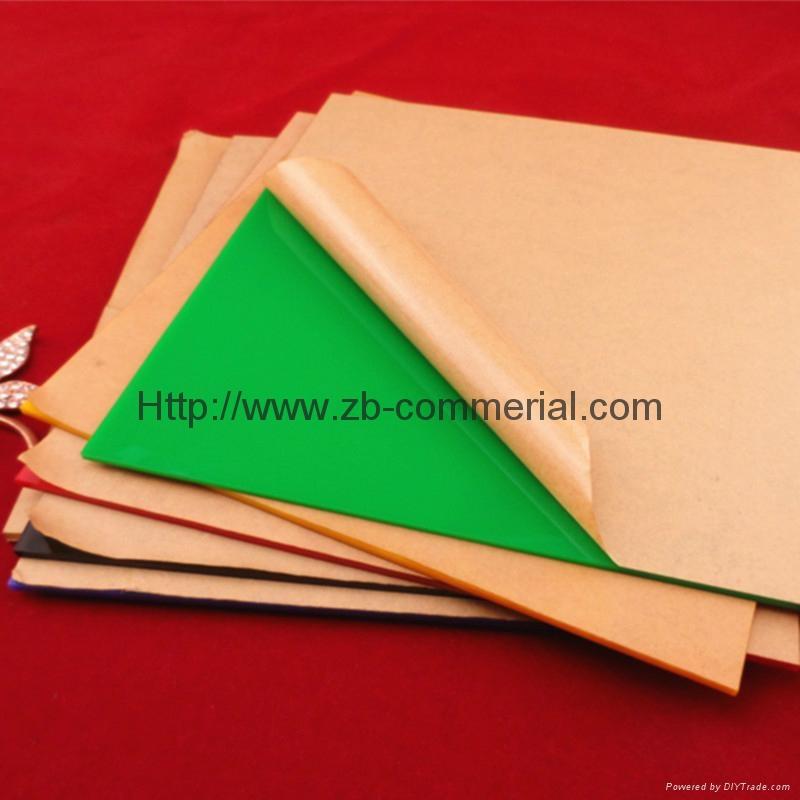 China Wholesale Color Cast Acrylic Sheet 5