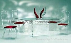 Acrylic Plate for Sanitaryware/Furniture/Bathtub